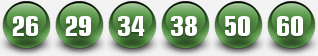 PLAYMEGASENA WINNING NUMBERS FOR 20 AUG 2014 (WEDNESDAY)