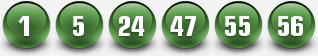 PLAYMEGASENA WINNING NUMBERS FOR 20 SEP 2014 (SATURDAY)