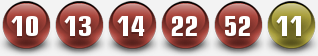 PLAYUSAPOWERBALL WINNING NUMBERS FOR 18 MAY 2013 (SATURDAY)