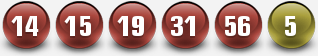 PLAYUSAPOWERBALL WINNING NUMBERS FOR 20 DEC 2014 (SATURDAY)