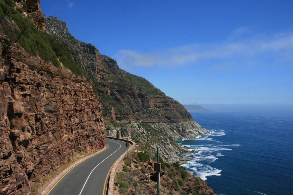 Chapmans Peak Drive, Cape Town, South Africa, Chappies, road trip