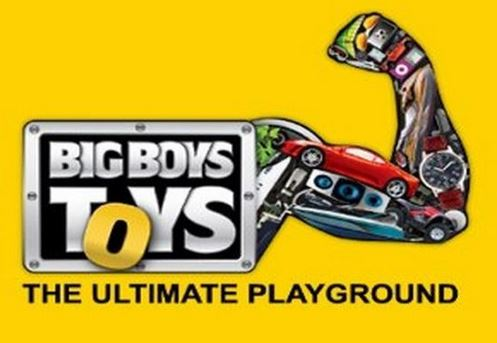 Big Boy Toys, ulimate playground, Dubai