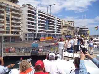 2015 Monaco F1 Grand Prix Competition Winner