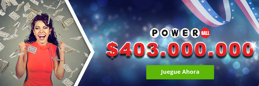 Powerball 403 millones