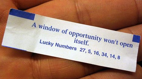 Fortune Cookie Lottery Numbers