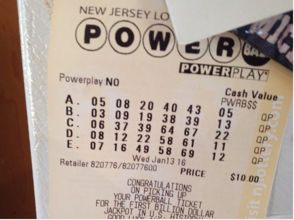 how to choose winning numbers for the lottery